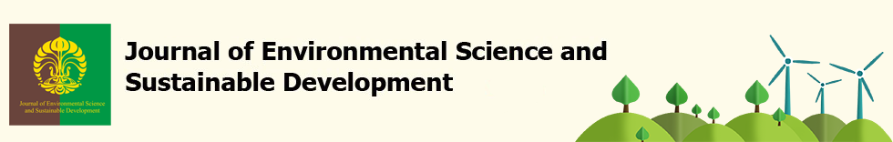 Journal of Environmental Science and Sustainable Development