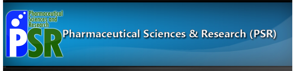 Pharmaceutical Sciences & Research